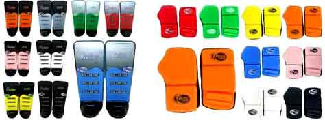 Roller One keepers gloves & leg guards