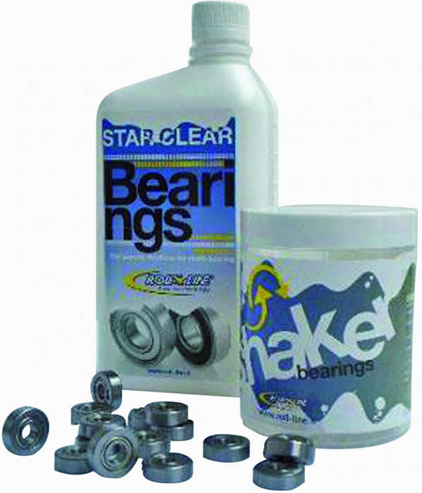 Roll Line Starclear bearing cleaner