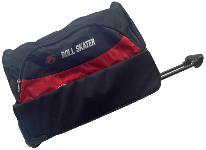 Roll Skater players wheelie bag