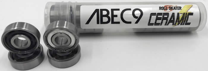 7mm ABEC9 ceramic skate bearings