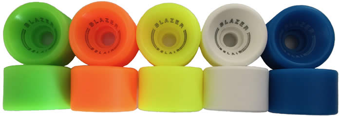 Belair Blazer/hockey skate wheels