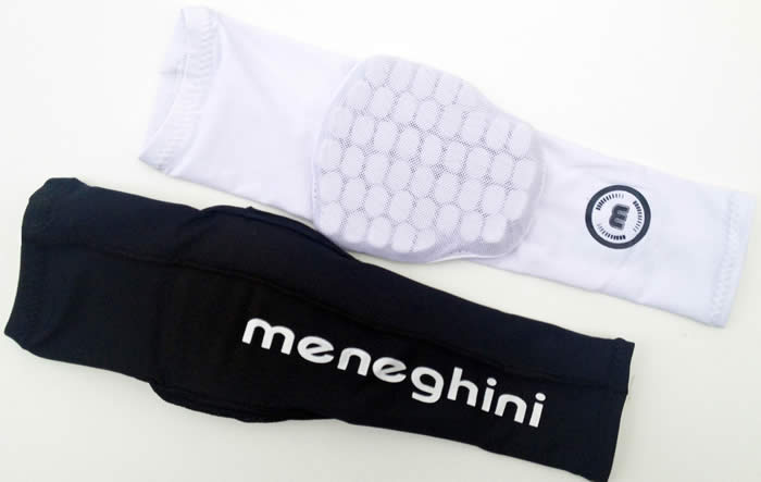 meneghini compression sleeve & elbow pad