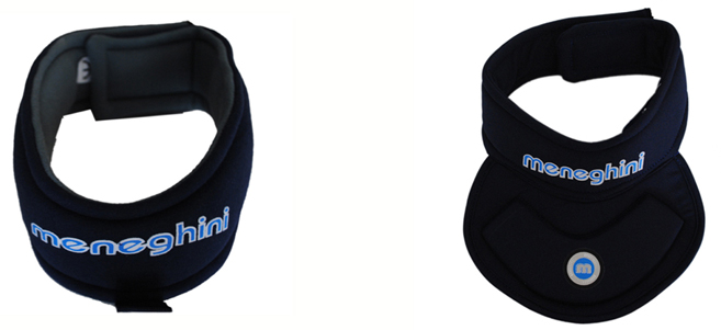 meneghini goalkeeper neck guards