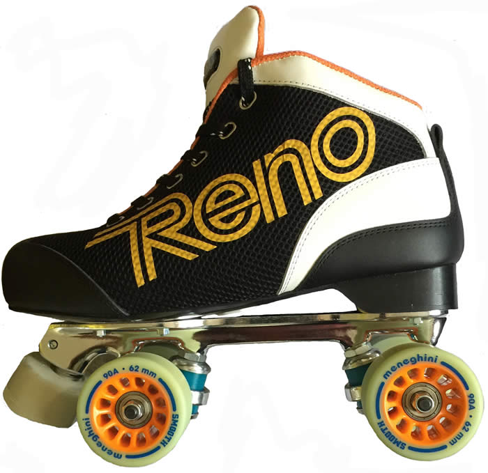 Reno Odity Tex roller skating boot
