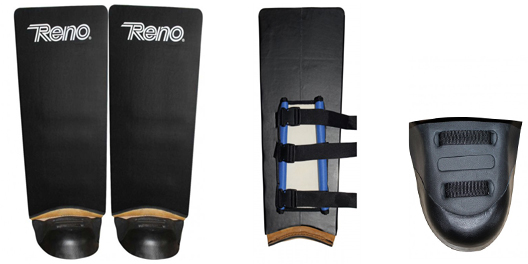Reno Supreme leg guards