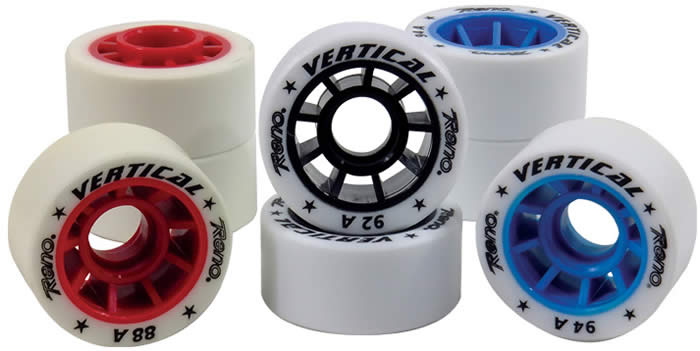 Reno Vertical wheels